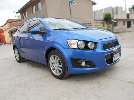 Chevrolet Sonic Ltz Aut., Mod. 2012 ¡¡equipado, Precioso!!