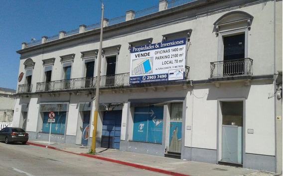 Ciudad Vieja Rambla 25 Agosto Inversor Oficinas Parking Renta O Proyecto