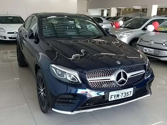 Mercedes-benz Classe Glc 2.0 Sport Turbo 4matic 5p 2018