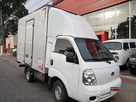 Kia Bongo 2.5 K-2500 4x2 Cs Tb - Aceito Troca 2012