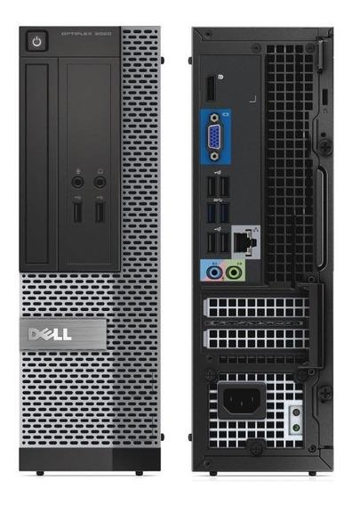 Dell Optiplex 3020 I3 3.40ghz 8gb / 500gb Windows 7 Original
