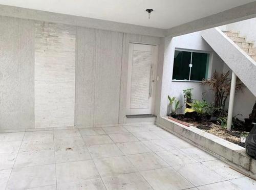 Imagem 1 de 14 de Casa Térrea Com 4 Dorms Sendo 2 Suítes, 3 Vagas, 280m² - Ca1920