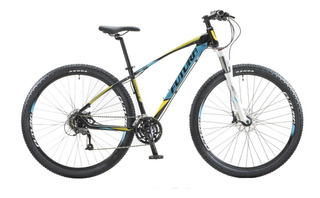 Bicicleta Mountain Bike Futura Rodado 29 Gazelle Disco Alumi