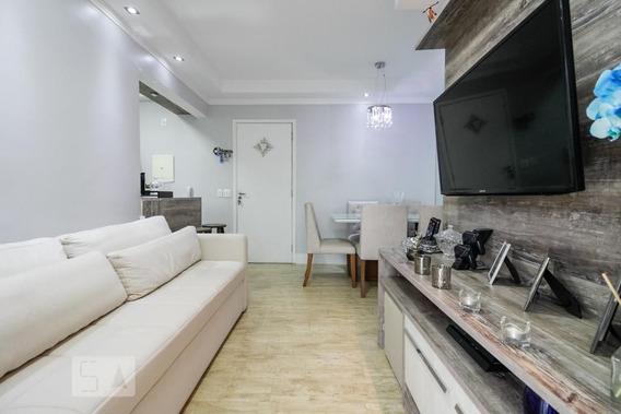 Apartamento No 9º Andar Com 2 Dormitórios E 1 Garagem - Id: 892946661 - 246661