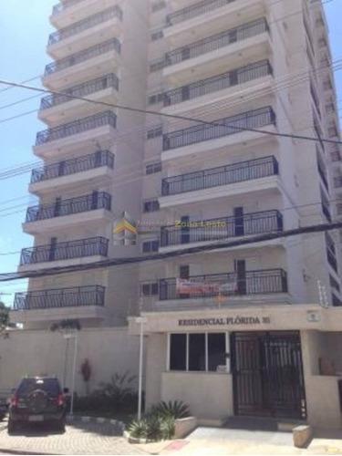 Imagem 1 de 11 de Apartamento Em Condomínio Padrão Para Venda No Bairro Jardim Flor Da Montanha, 2 Dorm, 1 Suíte, 1 Vagas, 66 M - 4690