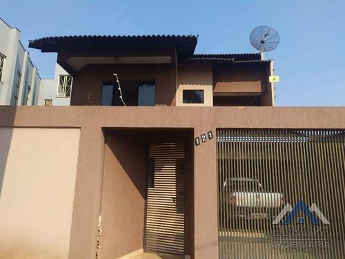 Imagem 1 de 24 de Sobrado Com 3 Dormitórios À Venda, 145 M² Por R$ 400.000,00 - Jardim Roma - Londrina/pr - So0116