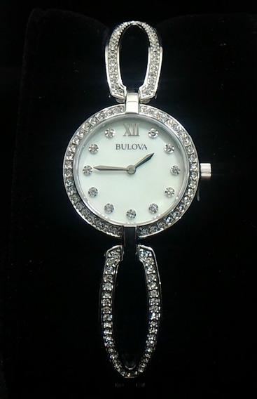 Relógio Bulova Swarovski Feminino