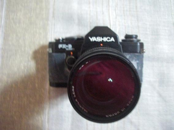 Câmera Analógica Yashica Fxd Quartz - 35mm (filme)