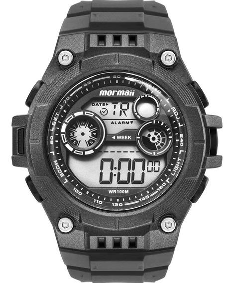 Relógio Mormaii Mo9000e/8c Esportivo Digital Acqua 100m - Nf