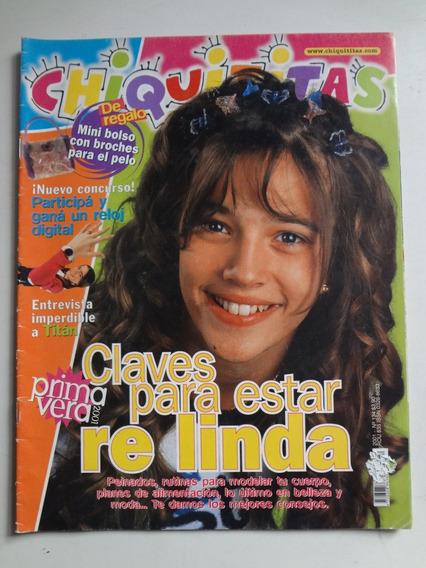 Revista Chiquititas Nº 134 Em Espanhol