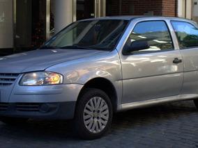 Volkswagen Gol 1.6 3 Puertas - 134.000 Km - 1er. Dueño Gnc