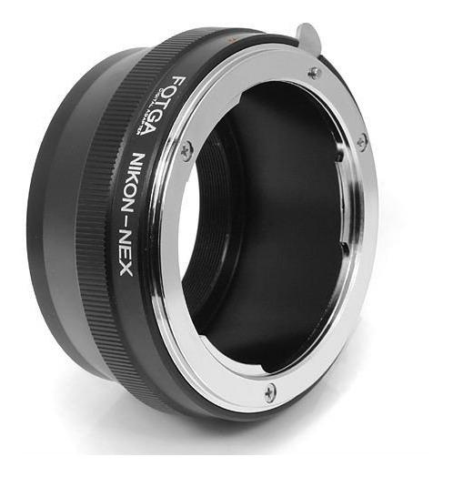 Adaptador Lentes Nikon Ai Af Para Sony E-mount Nex +nf