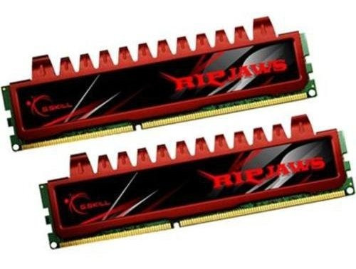 Memoria Ram 4gb (2x2gb) Ddr3 1600mhz Pc3-12800 G.skill