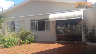 Casa Com 3 Dormitórios Para Alugar, 120 M² Por R$ 2.750/mês - Barão Geraldo - Campinas/sp - Ca1142