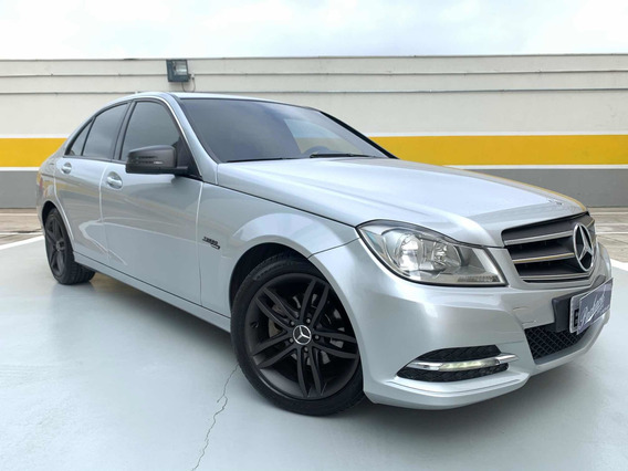 Mercedes-benz C180 1.8 Turbo - 2012 - 62.000km - Impecável