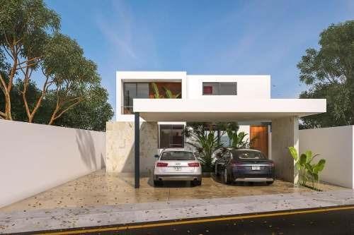 Estrena Bella Casa Residencial Al Norte De Mérida.