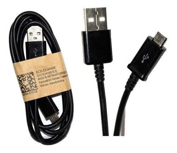 Lote De 10 Cables Cargador Micro Usb V8 Samsung Galaxy S5 S6