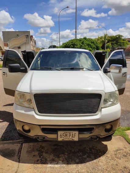 Ford Fx4 Motor 5.4 3v Año 2006 Color Blanco