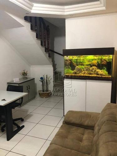 Casa À Venda, 87 M² Por R$ 470.000,00 - Bangu - Santo André/sp - Ca3151