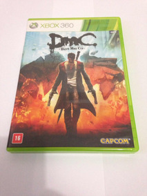 Devil May Cry Dmc Original Xbox 360