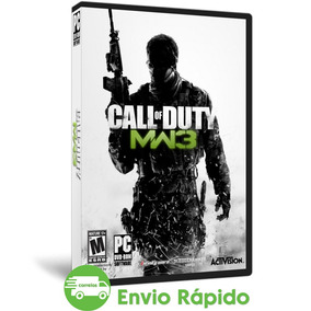Call Of Duty Modern Warfare 3 Pc + Todas Dlc Mídia Física