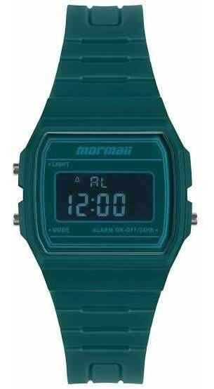 Relógio Mormaii Unissex Maui Verde Mojh02bh/8v