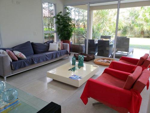 Casa Com 4 Dormitórios À Venda, 372 M² Por R$ 2.150.000,00 - Balneário Cidade Atlântica - Guarujá/sp - Ca3279