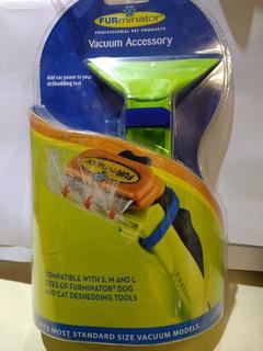 Accesorio Furminator Aspiradora Vacuum Gatos Y Perros 2 Unid