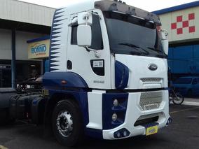 Ford Cargo 2042 Automático Completo - 2014/2014