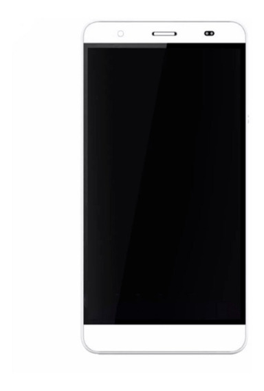 Tela Lcd + Touch + Brack Positivo Quantum Muv - Q3 Q5 Branco