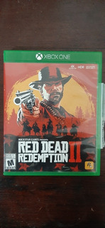 Read Dead Redemption 2 Xbox One (rdr2)
