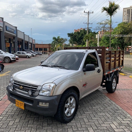 Chevrolet Luv Dmax Mt 2.4 4x2 2008