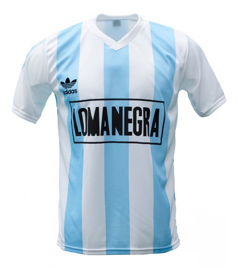 Camiseta Atlético Tucumán Retro 1989 Loma Negra