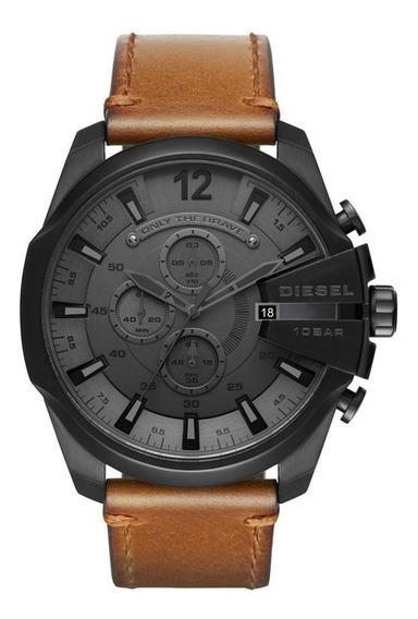 Relógio Diesel Masculino Mega Chief - Dz4463/0pn