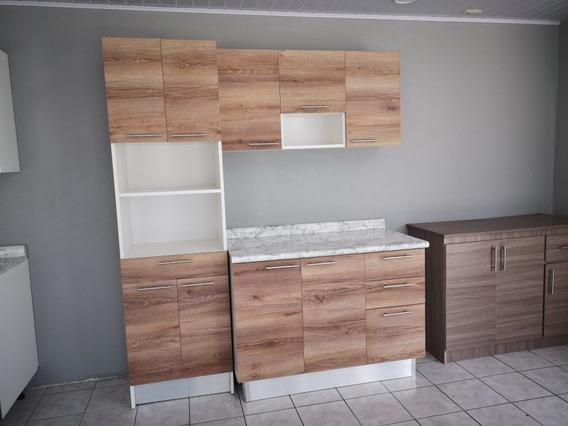 Muebles De Cocina En Melamina Hidrofuga