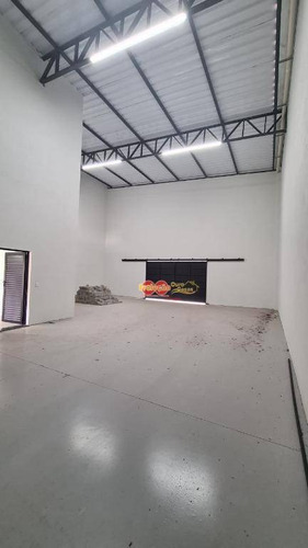Imagem 1 de 5 de Galpão Industrial/ Comercial - Jardim Panorama - Ga0299