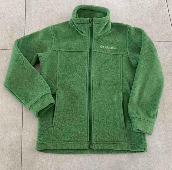 125. Cardigan Camperita Buzo Sweater Niño Columbia 6 7 Años