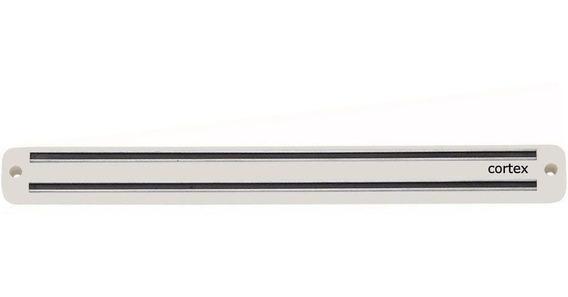 Barra Magnética Branca Cortex 49cm. Gedex