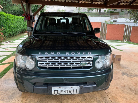 Land Rover Discovery 4 S Turbo Diesel