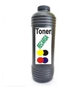 Polvo Toner Hp Color Negro 1215 1025 1415 1525 250grs.