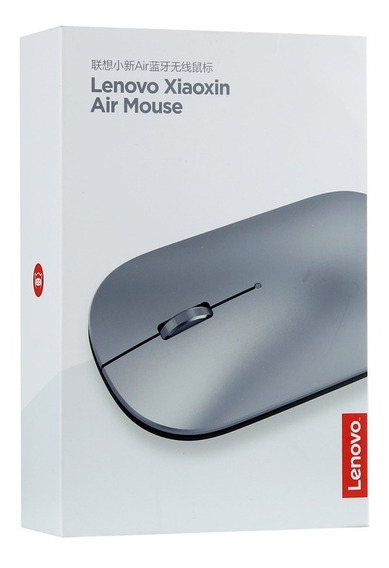 Mouse Lenovo - Xiaoxin Air 2 - Sem Fio Bluetooth