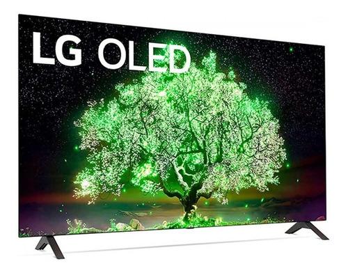 Imagem 1 de 7 de Smart Tv Oled55a1 55 Polegadas 4k Dolby Vision Iq LG