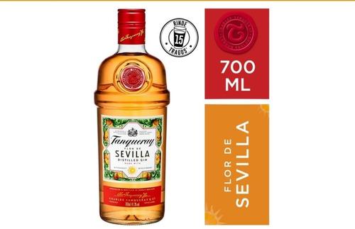 Gin Flor De Sevilla Tanqueray