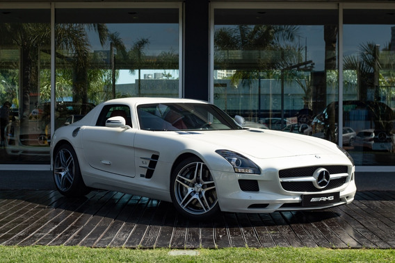 Mercedes Benz Sls Amg Coupe