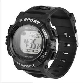 Relógio Masculino Esportivo Honhx Digital Revenda