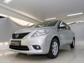 Nissan Versa 1.6 16v Flex Sl 4p Manual 2013