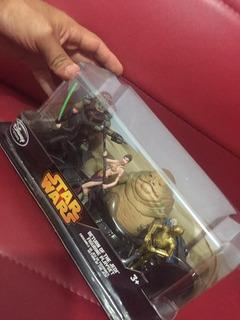 Dj Coma - Jabba Plyset Disney Figuras Fijas