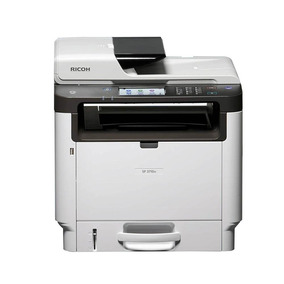 Impressora Multifuncional Ricoh Sp 3710 Sf Laser Mono