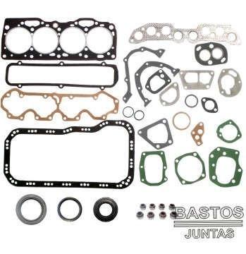 Junta P Motor C Ret Fiat Tipo Palio 1.6 8 Valvula Argentino