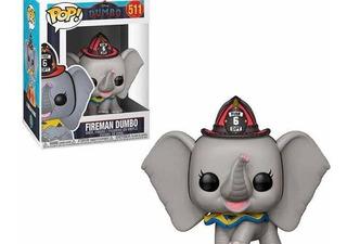 Funko Pop Fireman Dumbo Dumbo La